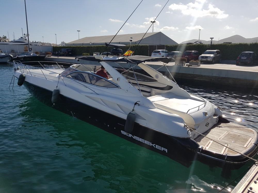 Motorboot te huur in Eivissa voor de beste prijs