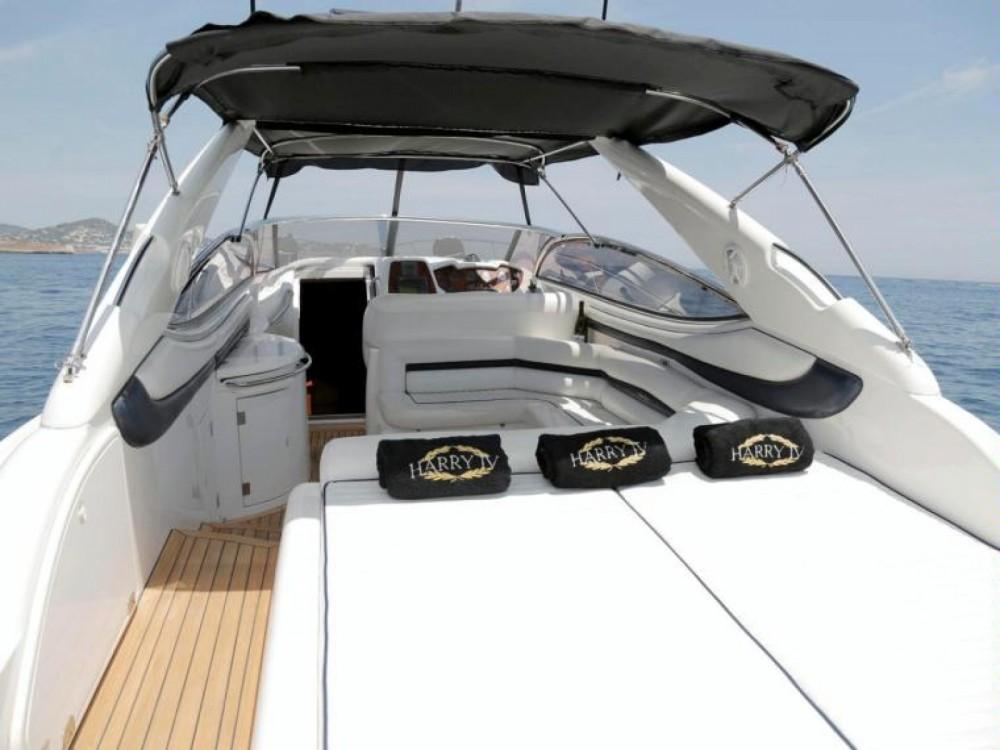 Jachthuur in Eivissa - Sunseeker Superhawk 50 via SamBoat