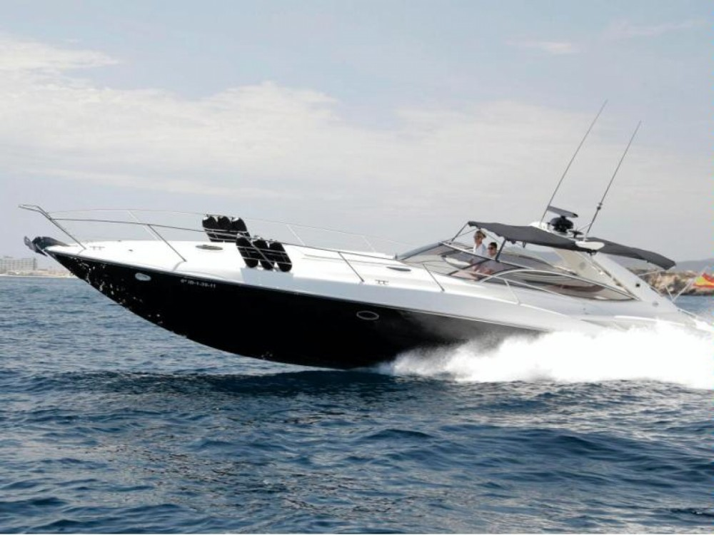 Bootverhuur Sunseeker Superhawk 50 in Eivissa via SamBoat