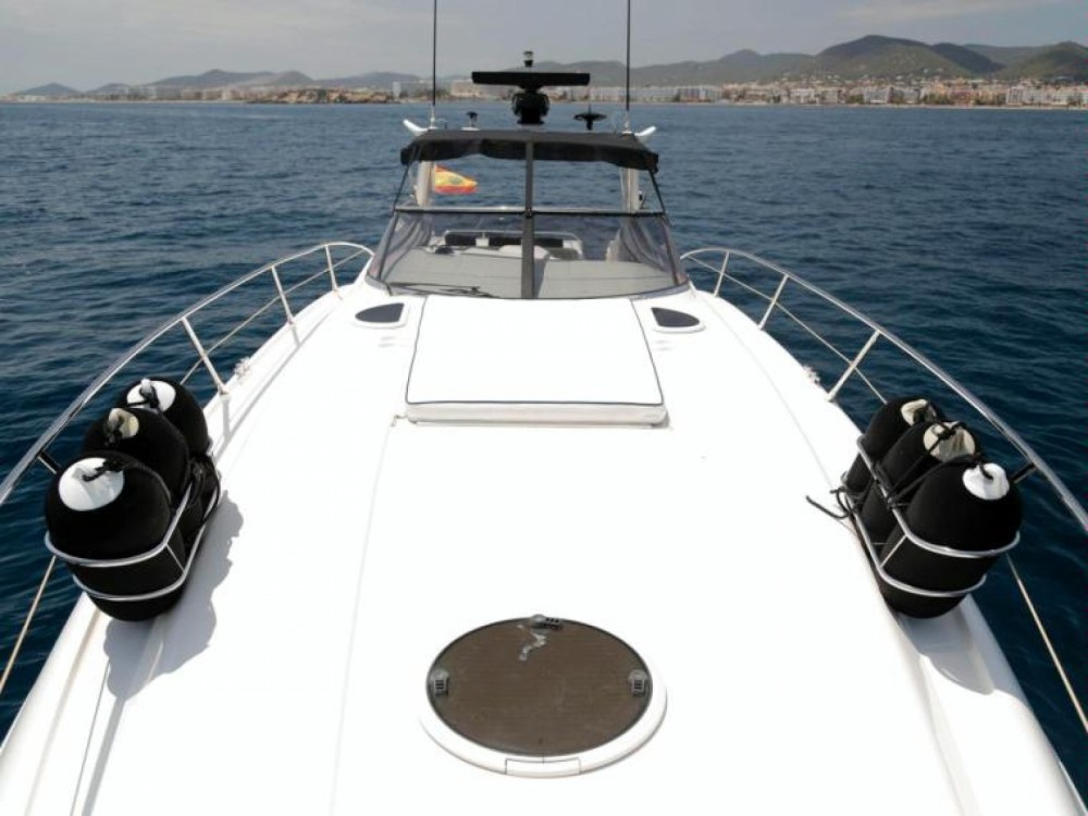 Huur een Sunseeker Superhawk 50 in Eivissa
