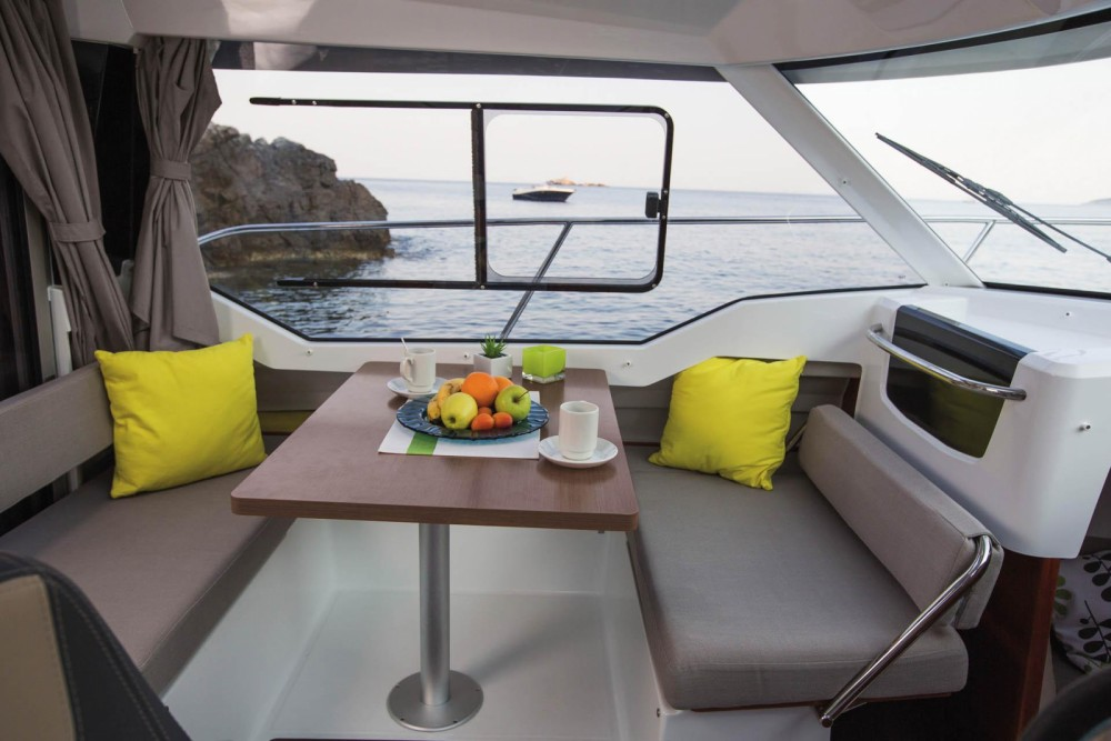 Bootverhuur Dubrovnik goedkoop Merry Fisher 795