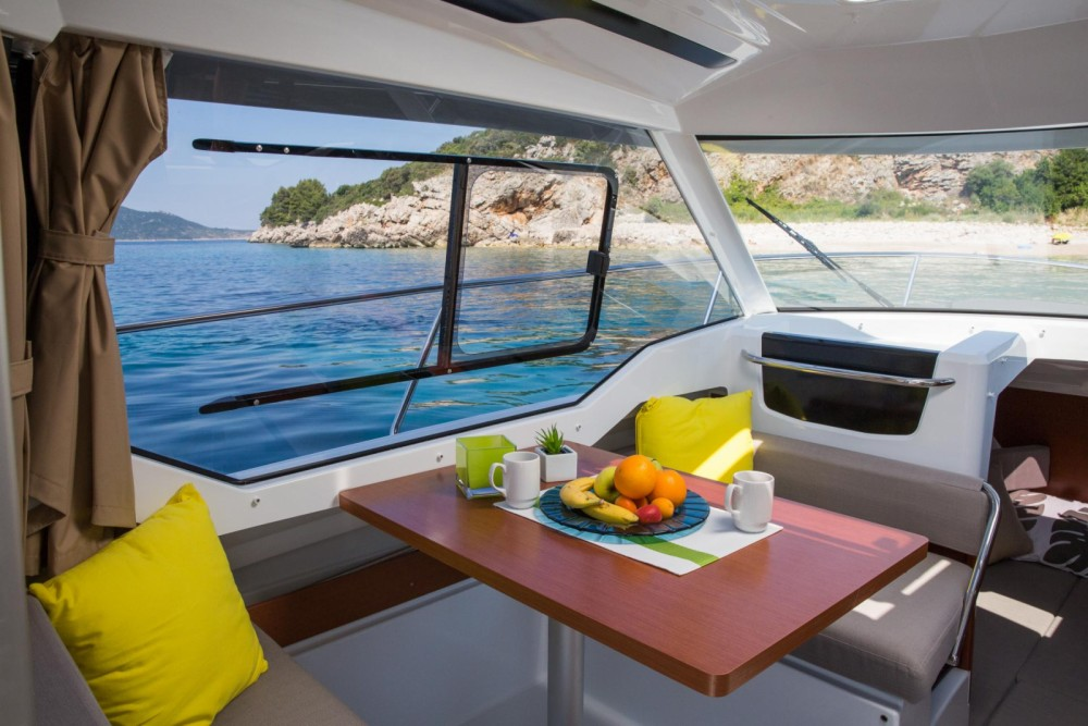 Huur Motorboot met of zonder schipper Jeanneau in Dubrovnik