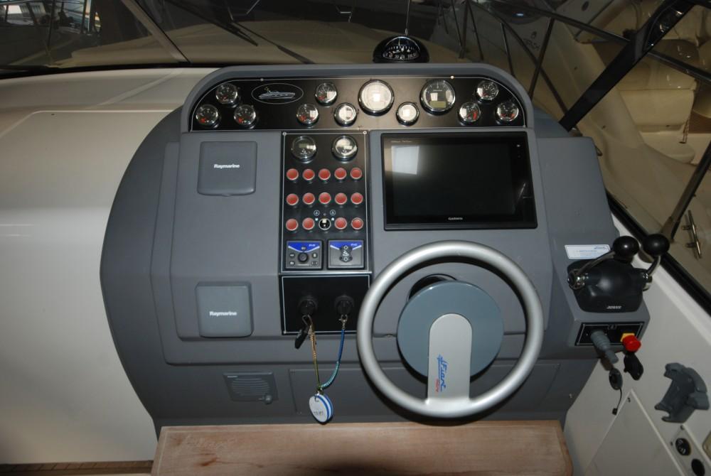 Verhuur Motorboot in Marseille - Fiart Fiart 34 Genius