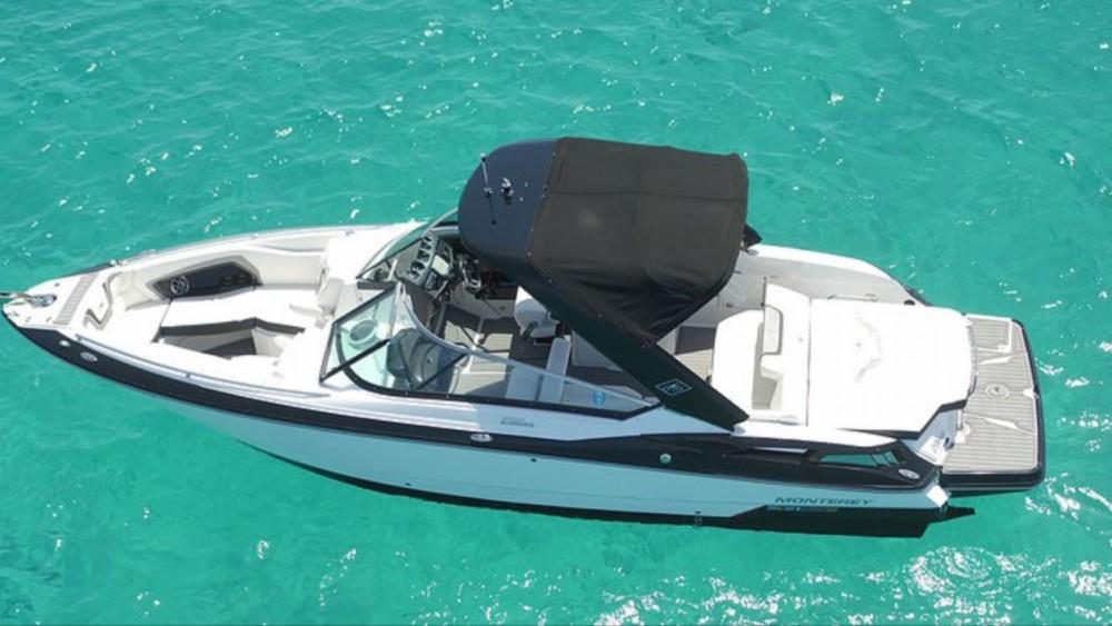 Monterey 298 SS te huur van particulier of professional in Marina Ibiza