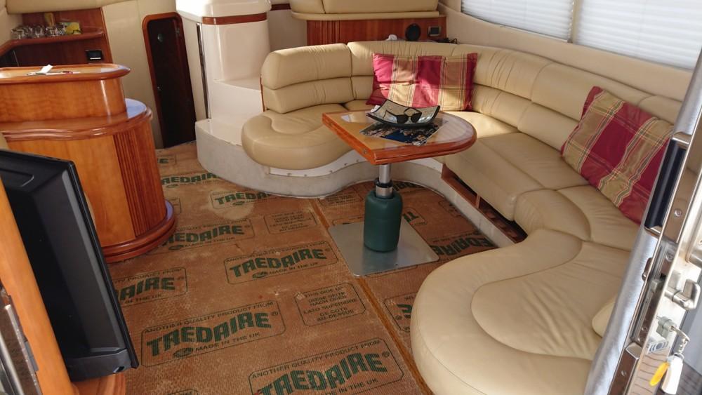 Azimut Azimut 46 Fly te huur van particulier of professional in Cap-d'Ail