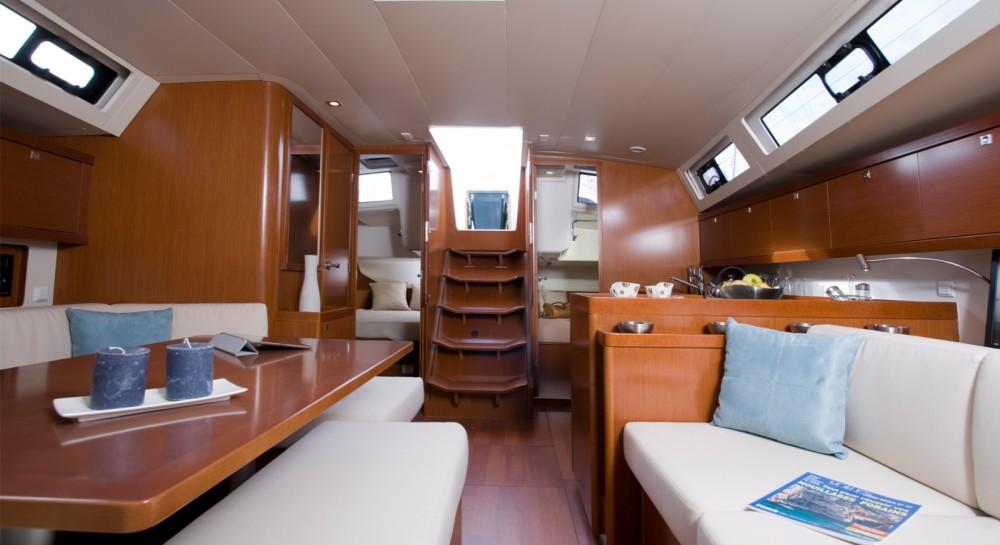 Verhuur Zeilboot in Cogolin - Bénéteau Oceanis 45