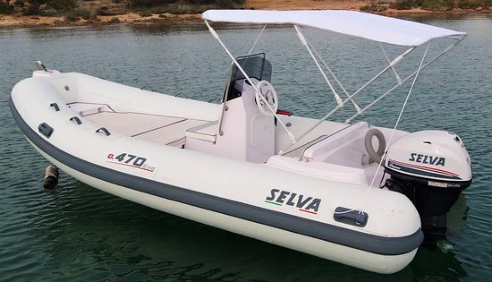 Verhuur Rubberboot in la Savina - Selva Selva D470