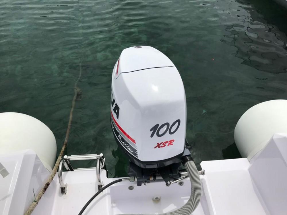 Verhuur Rubberboot in La Savina - Selva Selva D600