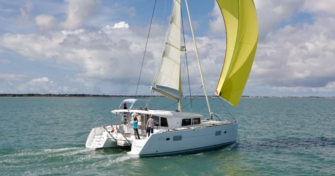 Verhuur Catamaran in Faro - Lagoon Lagoon 400 S2