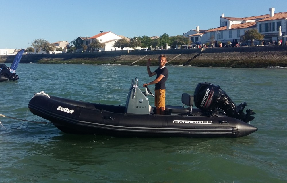 Bootverhuur Bombard Explorer 500 in La Flotte via SamBoat