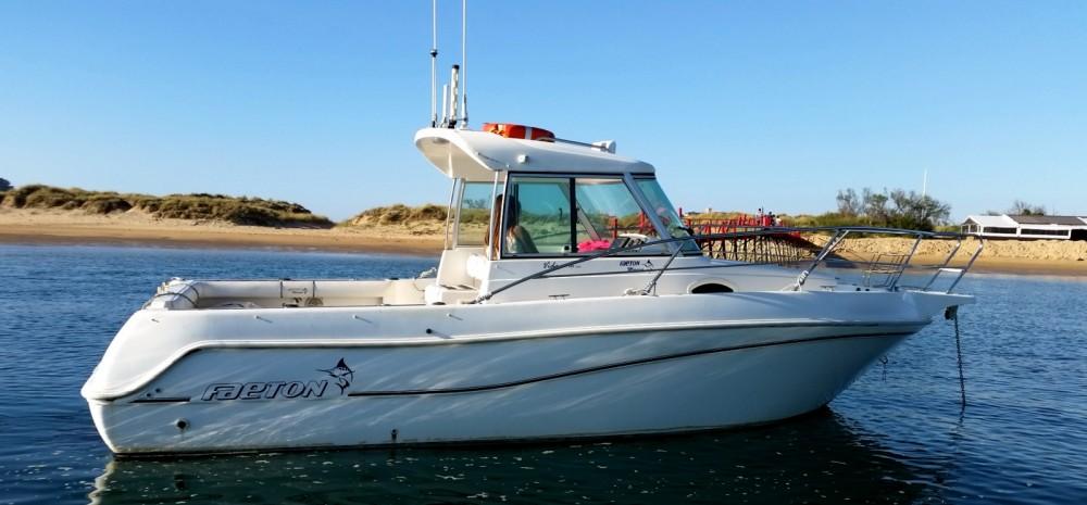 Huur Motorboot met of zonder schipper Faeton in Maliaño