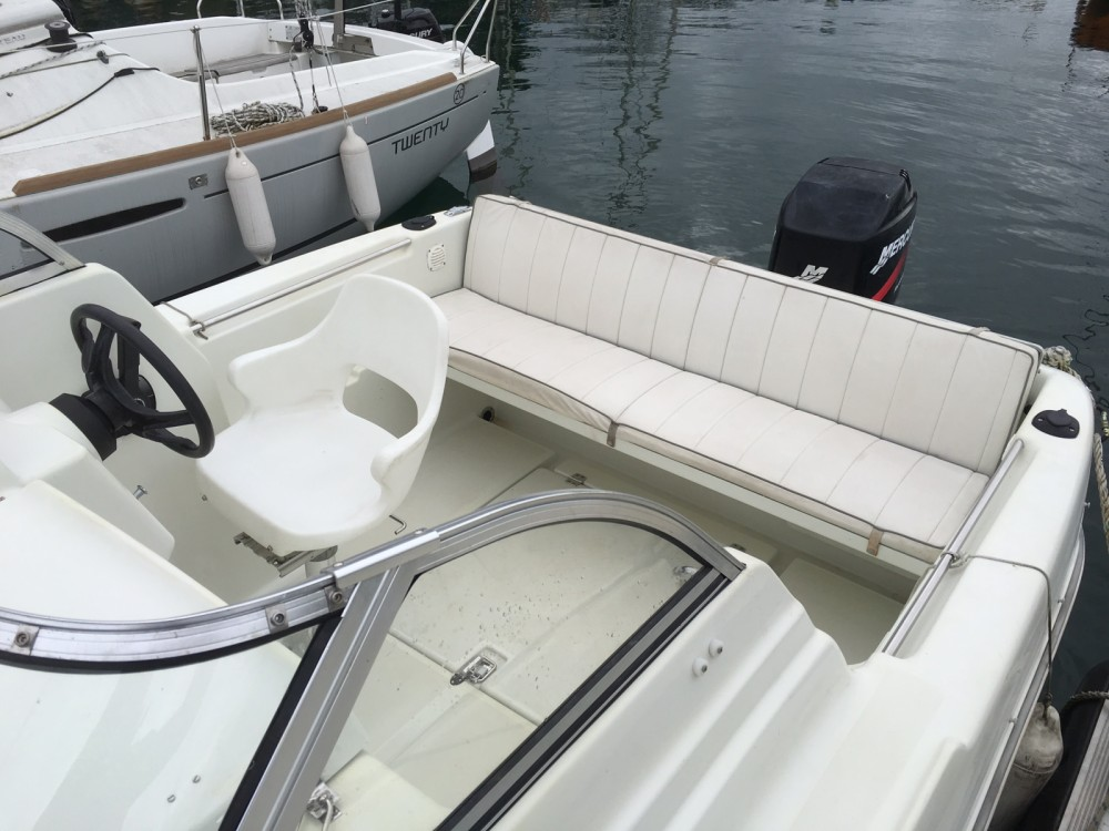 Quicksilver Quicksilver 520 Cruiser te huur van particulier of professional in Évian-les-Bains