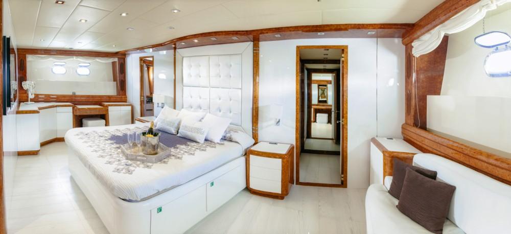 Bootverhuur Mangusta MANGUSTA 108 in Eivissa via SamBoat