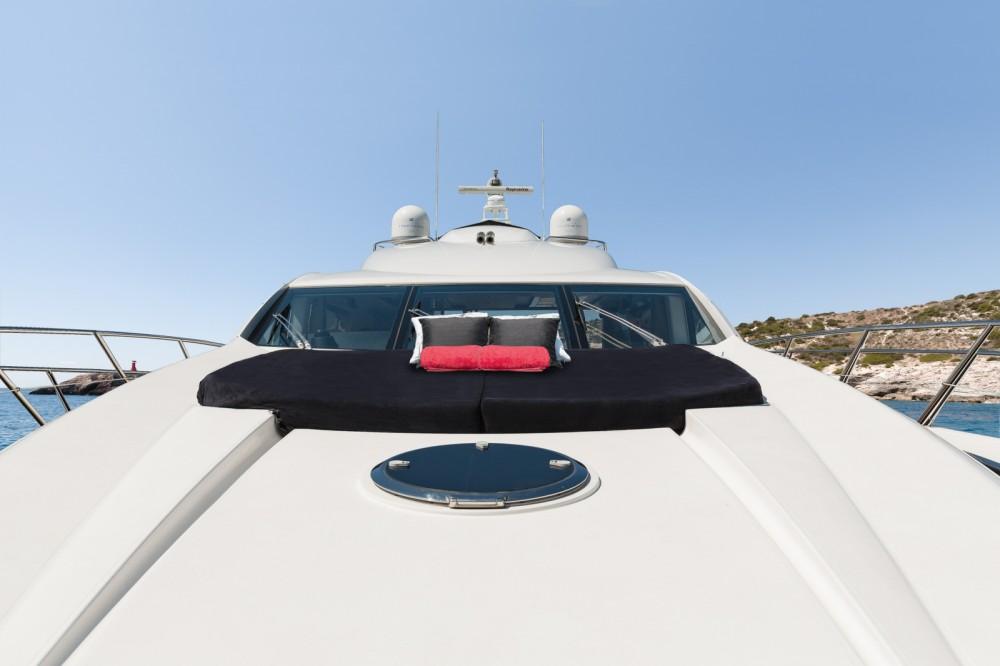 Jachthuur in Eivissa - Sunseeker Predator 74 via SamBoat