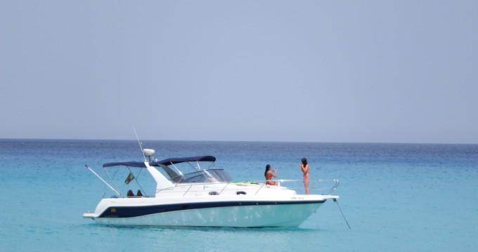 Huur Motorboot met of zonder schipper Faeton in Ciutadella de Menorca