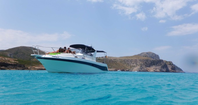 Huur een Faeton Faeton 980 Sport in Ciutadella de Menorca