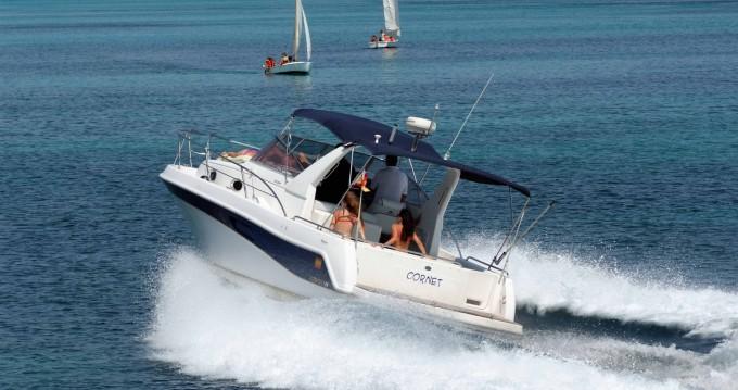 Bootverhuur Faeton Faeton 980 Sport in Ciutadella de Menorca via SamBoat