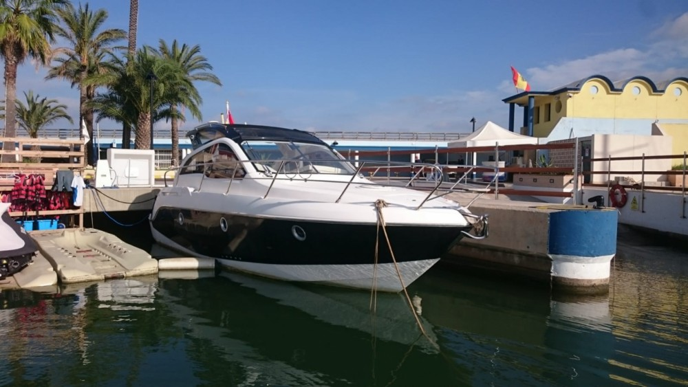 Verhuur Motorboot in Dénia - Sessa Marine C32