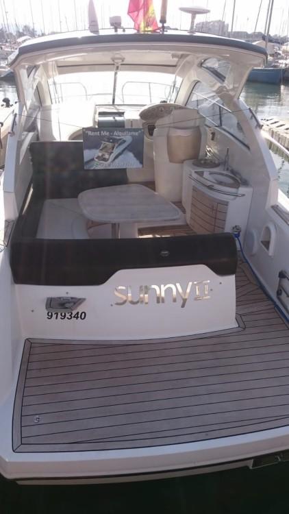 Sessa Marine C32 te huur van particulier of professional in Dénia