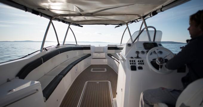 Jachthuur in Split - Mercan Parasailing 34 via SamBoat