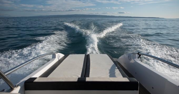 Huur een Mercan Parasailing 34 in Split