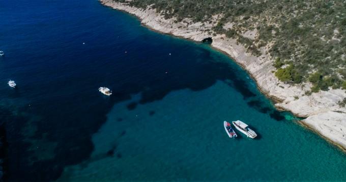 Bootverhuur Mercan Parasailing 34 in Split via SamBoat