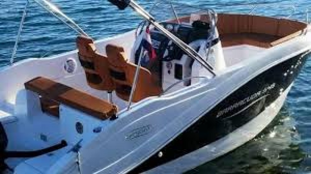 Huur een Okiboats Barracuda 545 Open in Santander