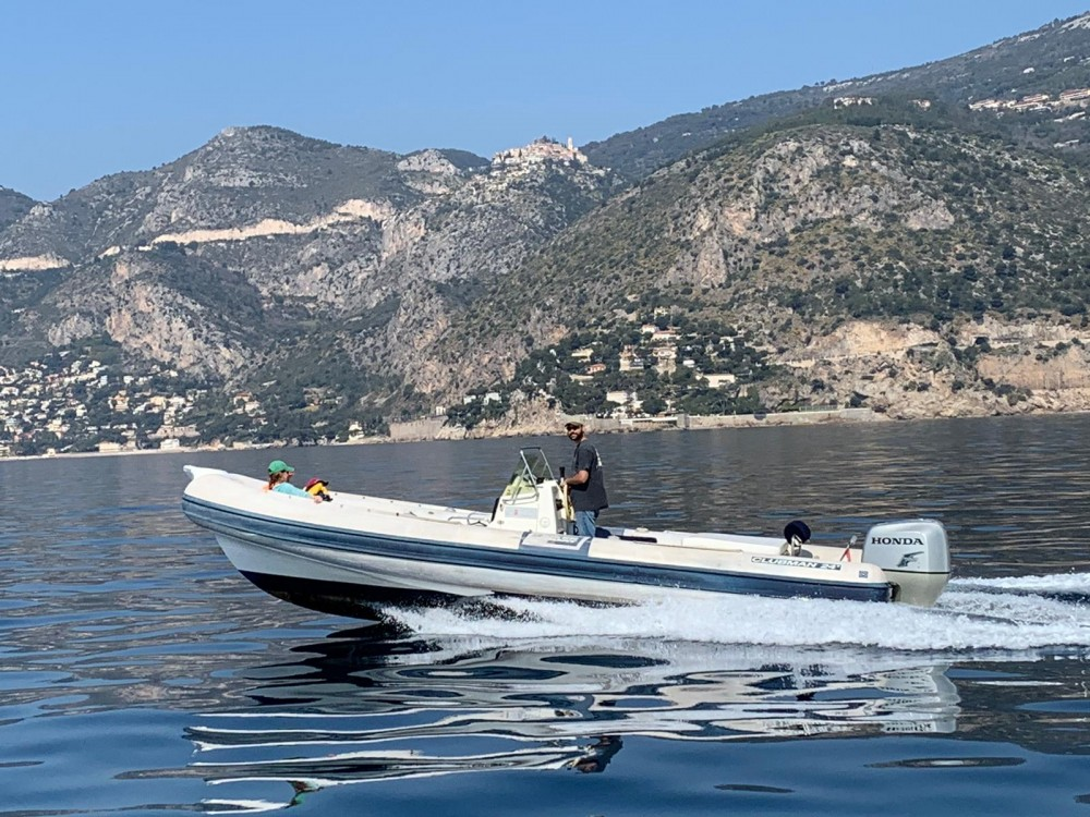 Verhuur Rubberboot in Monaco - Joker Boat Clubman 24