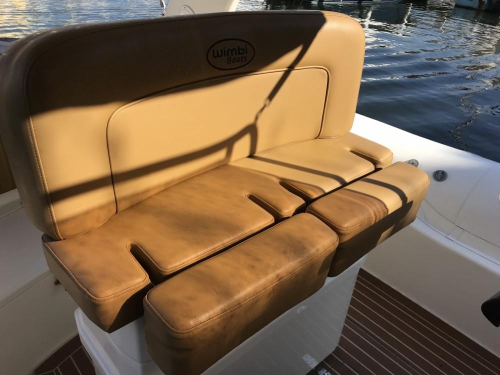 Jachthuur in Grimaud - Wimbi Boats W9 via SamBoat