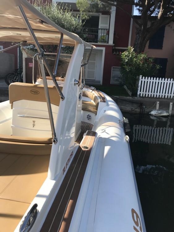 Wimbi Boats W9 te huur van particulier of professional in Grimaud