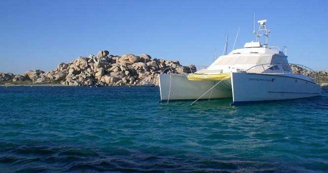 Bootverhuur Catalu Capriccio in Ajaccio via SamBoat