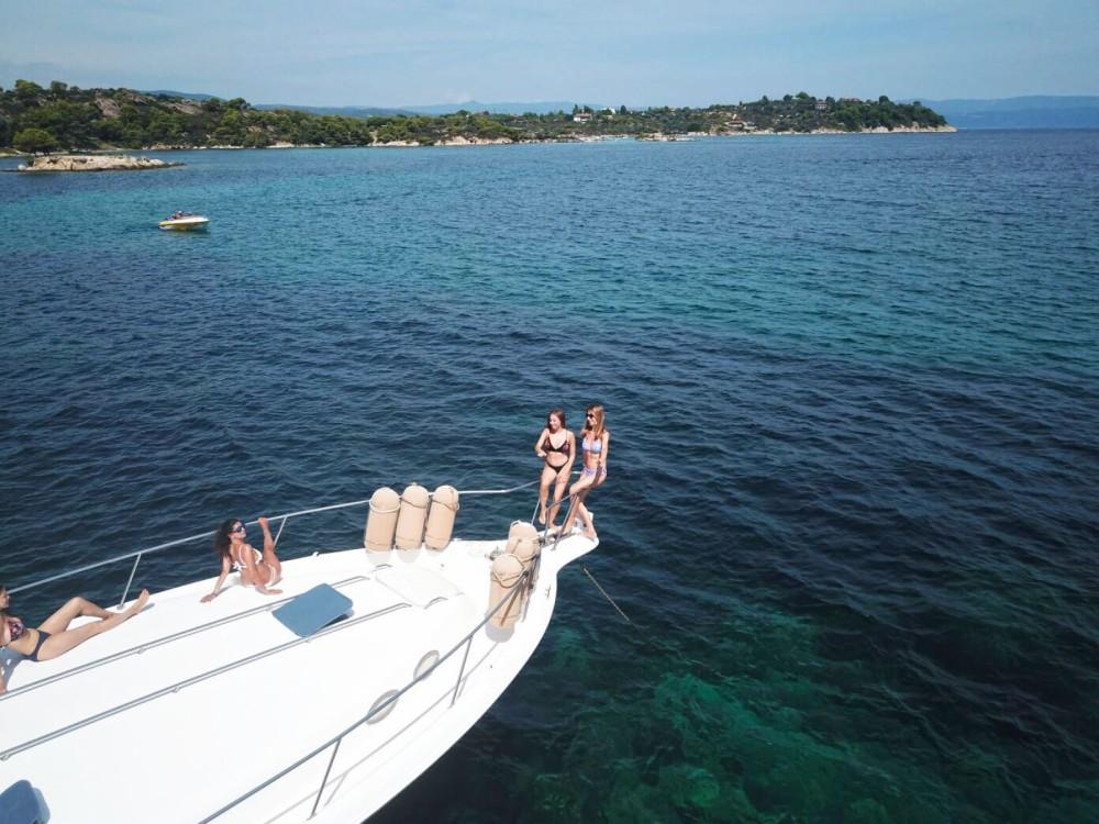 Verhuur Motorboot in Όρμος Παναγίας - Sea Ray Sea Ray 450 Sundancer