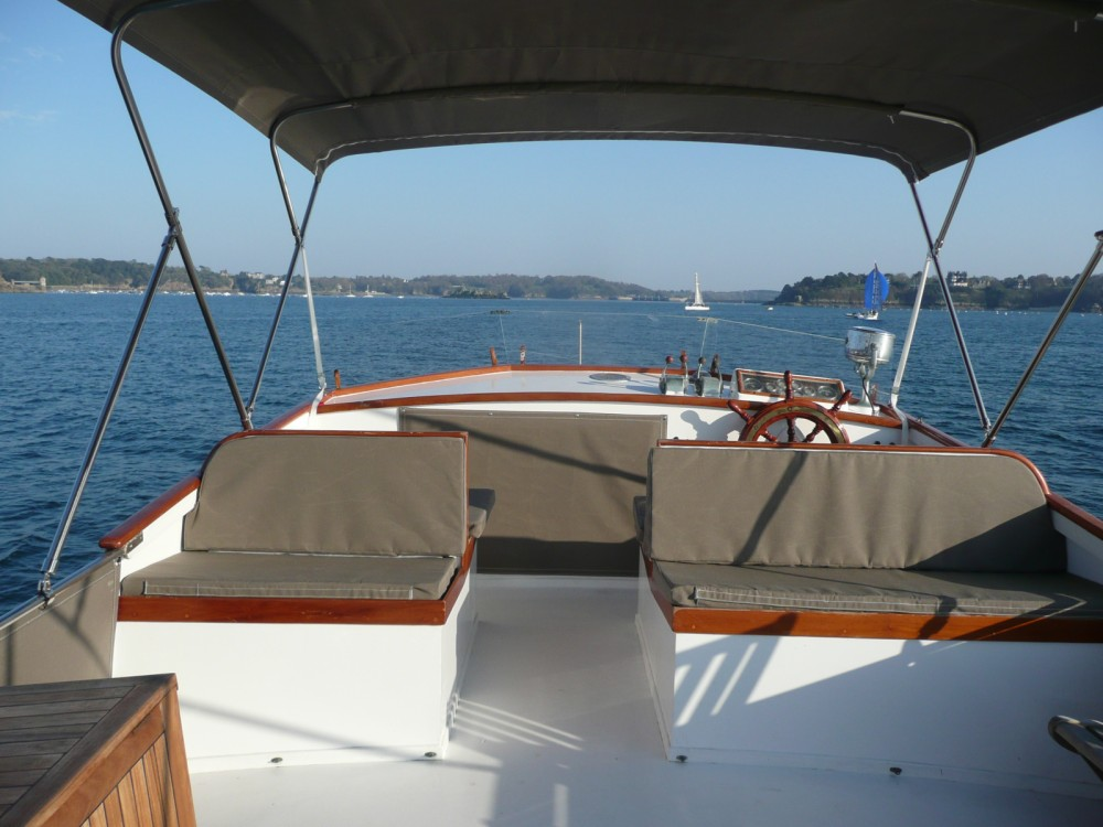 Bootverhuur Saint-Malo goedkoop Grand Banks 42 Classic