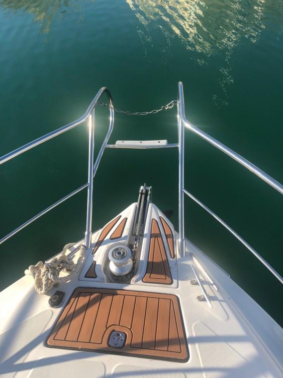 Huur Jacht met of zonder schipper Cranchi in Benalmádena