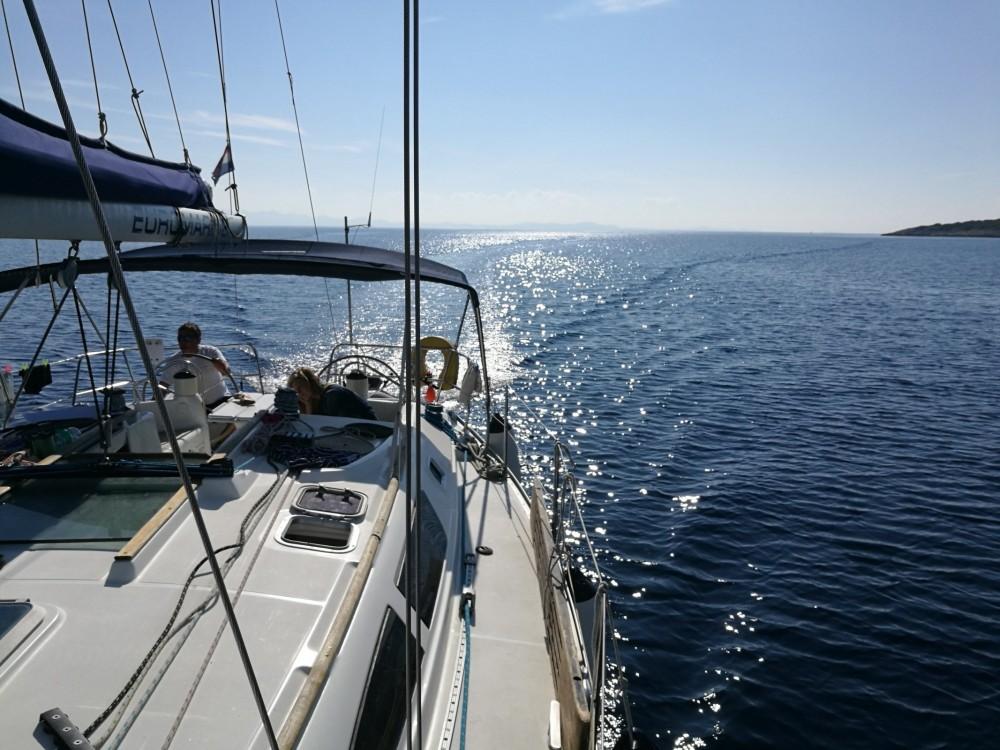 Jeanneau Sun Odyssey 40 te huur van particulier of professional in Split