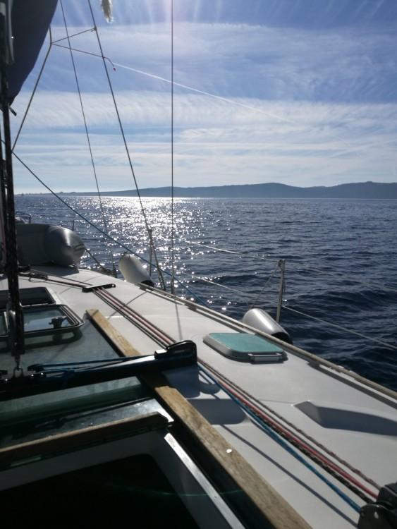 Verhuur Zeilboot in Split - Jeanneau Sun Odyssey 40