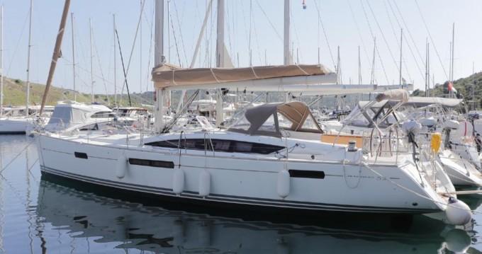 Bootverhuur Jeanneau Jeanneau 53 in Kos via SamBoat