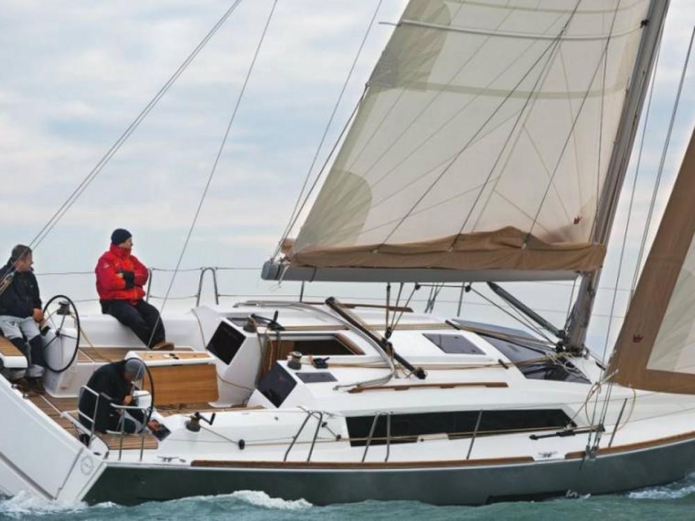 Huur Zeilboot met of zonder schipper Dufour in Saint-Mandrier-sur-Mer