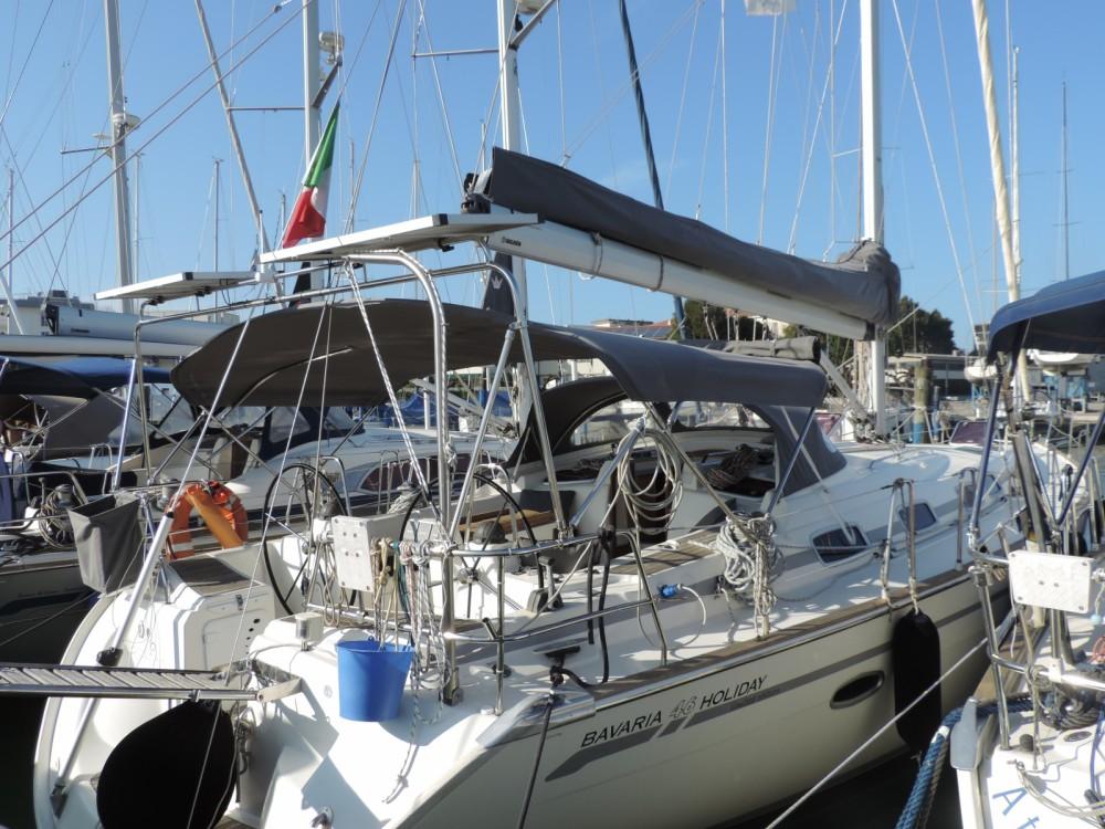 Huur Zeilboot met of zonder schipper Bavaria in Cesenatico