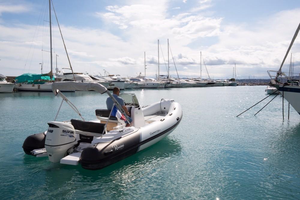Bootverhuur Saint-Laurent-du-Var goedkoop Cayman 19 Sport