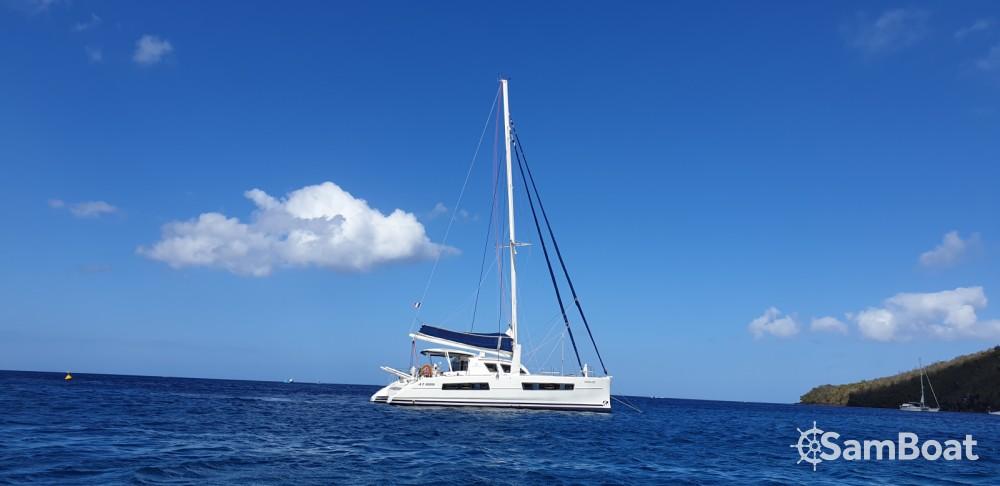 Verhuur Catamaran in Le Marin - Catana Catana 47
