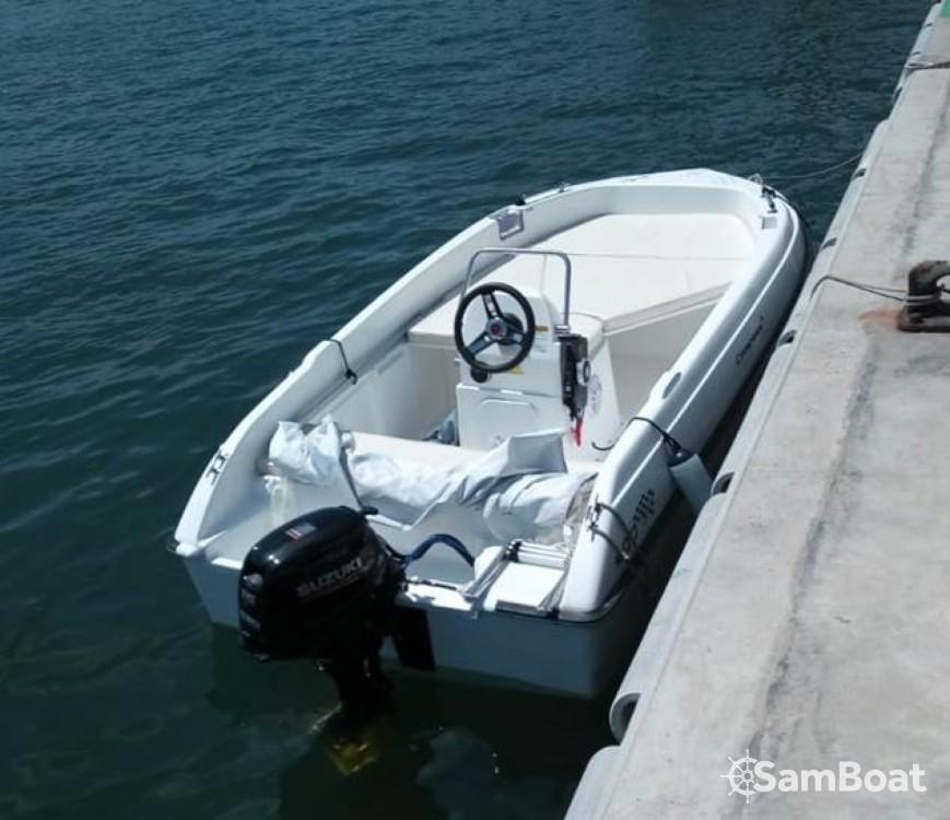 Jachthuur in Santa Eulària des Riu - compass Compass 400 via SamBoat