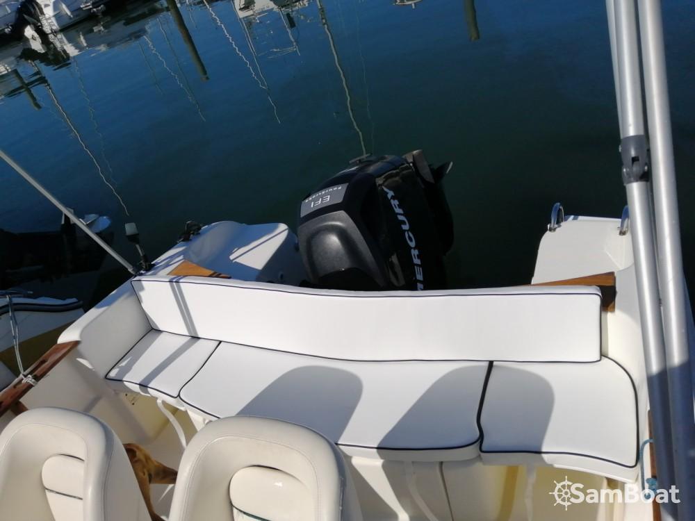 Verhuur Motorboot in Arcachon - Jeanneau Cap Camarat 625
