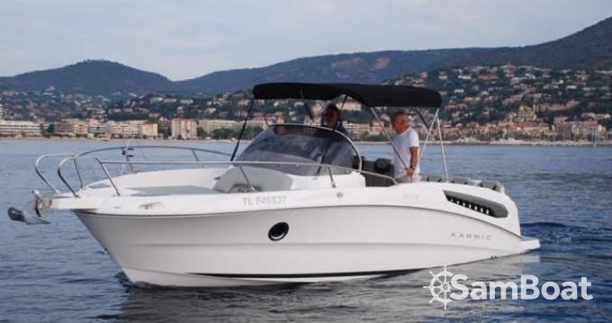 Motorboot te huur in Port-Camargue voor de beste prijs