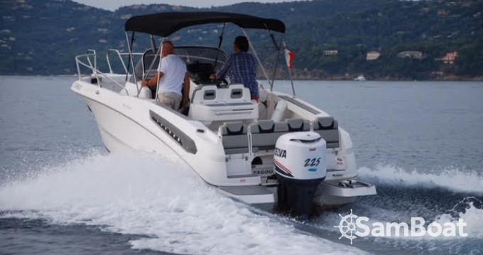 Verhuur Motorboot Karnic met vaarbewijs