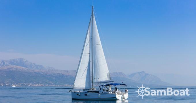 Jachthuur in Split - Bénéteau Oceanis 38.1 via SamBoat