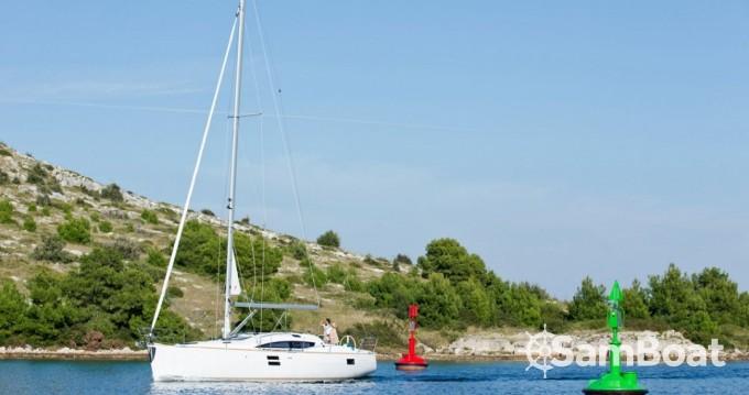 Zeilboot te huur in Split voor de beste prijs