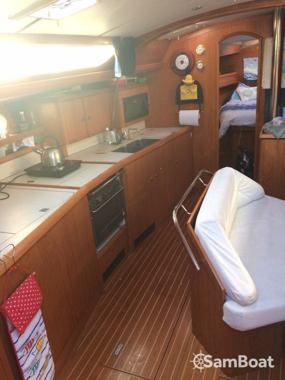 Bootverhuur Jeanneau Sun Odyssey 45.2 in Saint-Cyprien via SamBoat