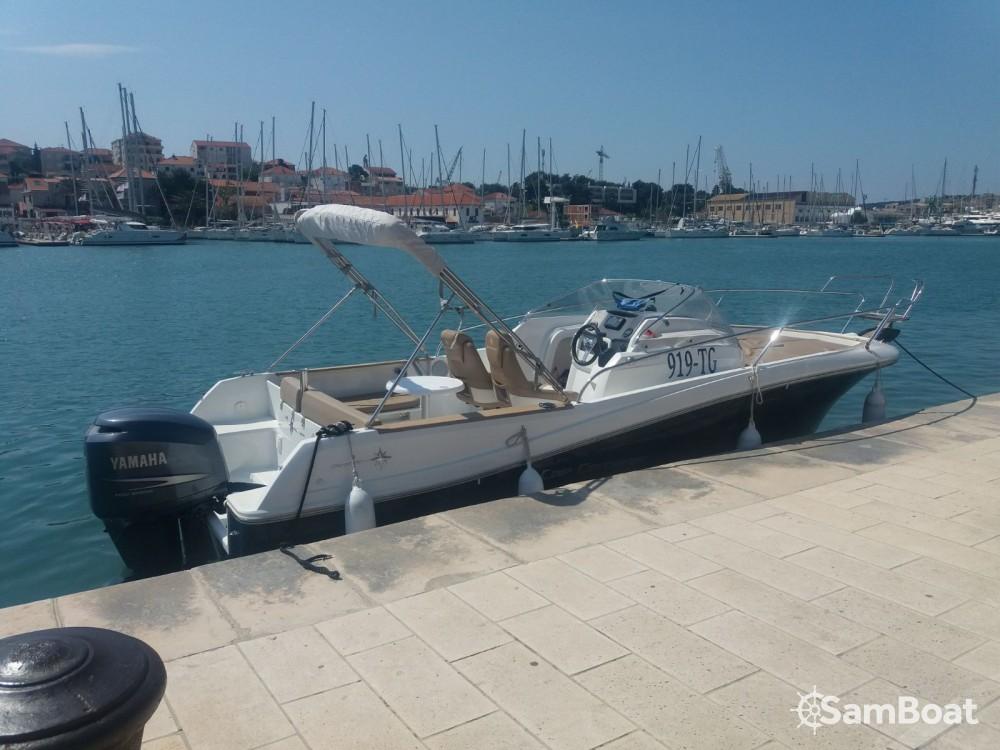Verhuur Motorboot in Trogir - Jeanneau Cap Camarat 755 WA