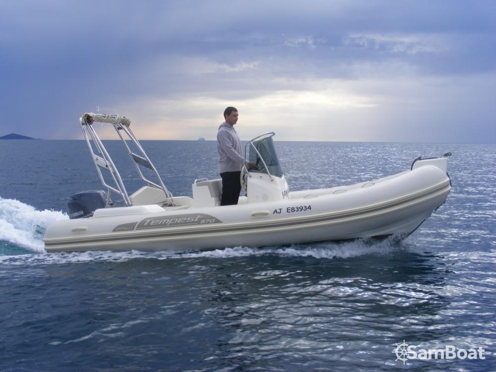 Jachthuur in Propriano - Capelli Capelli 570 Luxe via SamBoat